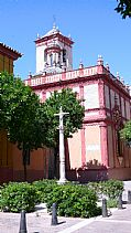 Plaza de San Vicente, Sevilla, España