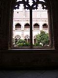 Monasterio de San Juan de los Reyes. Claustro, Toledo, España