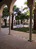 Camera Coolpix P7000 Convento de Santa Clara. Claustro Jose Luis Filpo Cabana Gallery SEVILLA Photo: 25379