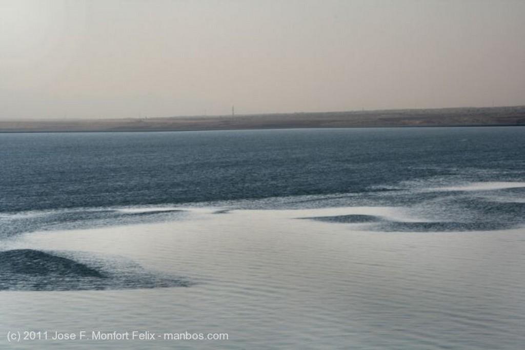 Mar Muerto Casi solos Jordania