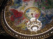 Palacio de la Opera, Paris, Francia