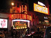 Molin Rouge, Paris, Francia