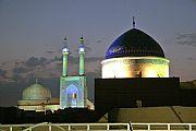 Centro ciudad, Yazd, Iran