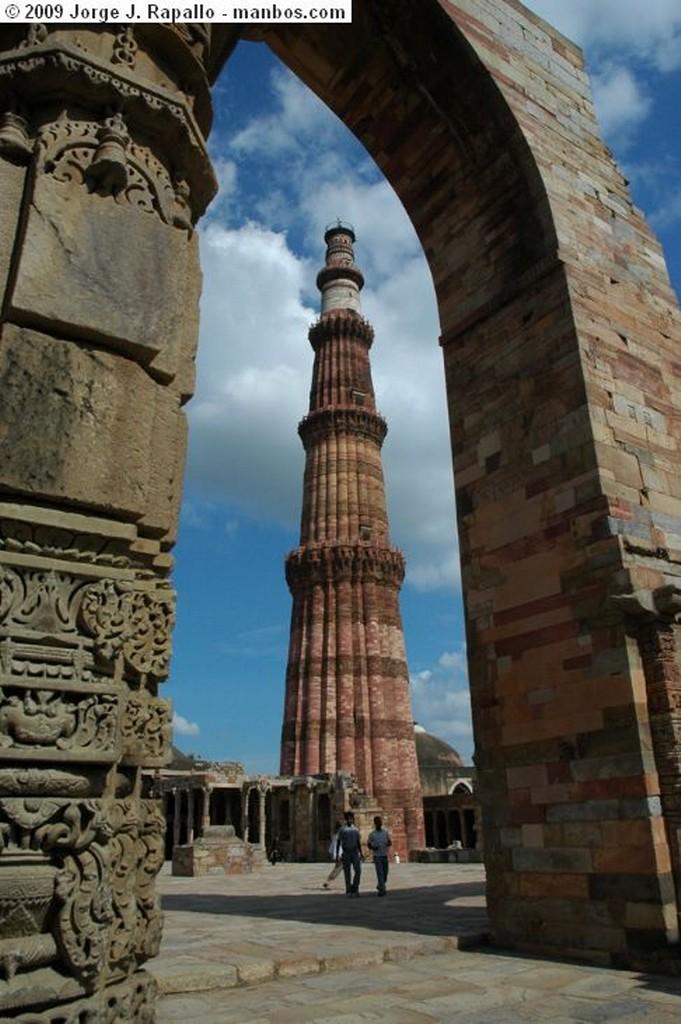 Antigua Delhi detalle de una cultura New Delhi