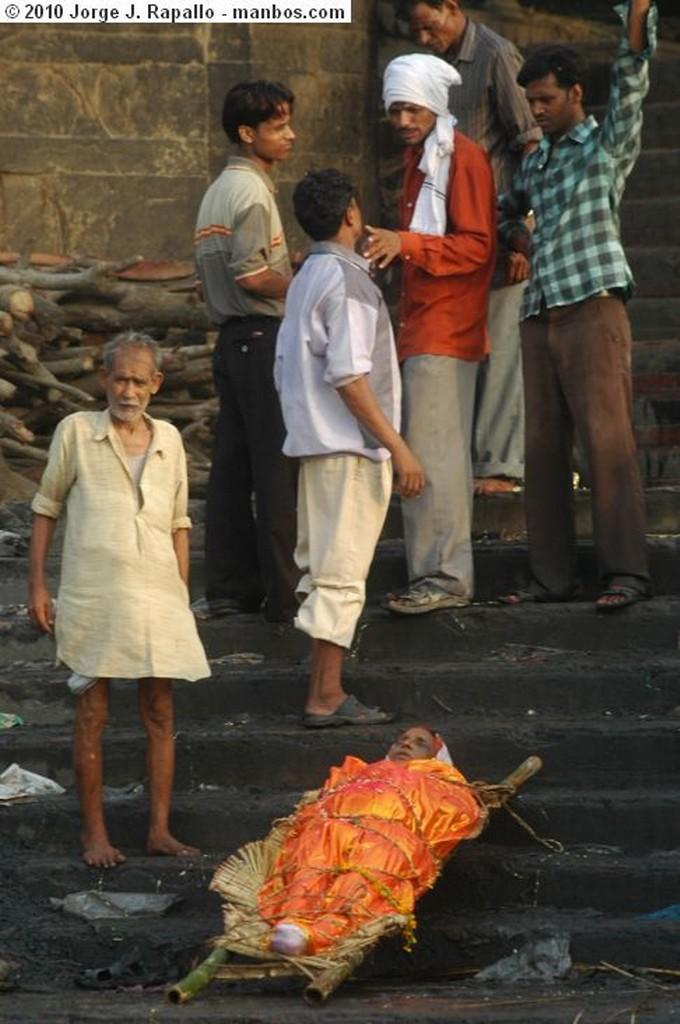 Varanasi Supervivencia  Varanasi