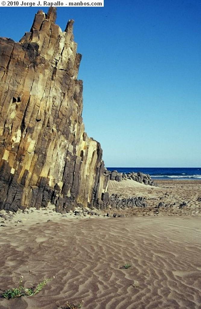 Parque Natural Cabo de Gata Cerro Negro Almeria