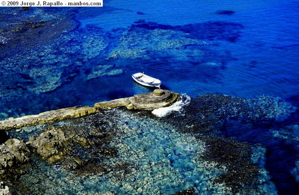 Cabo de Gata La Isleta del Moro Almeria