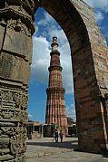 Ruinas de la antigua Ciudad , Antigua Delhi, India