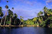 Fare, Isla de Huaine, Polinesia Francesa