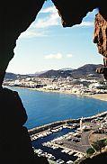 Camara canon eos 10 El puerto deportivo Jorge J. Rapallo PARQUE NATURAL CABO DE GATA Foto: 19159