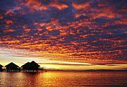 Isla de Huine, Fare, Polinesia Francesa
