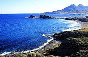 Isleta del Moro, Cabo de Gata, España