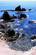 Arrecife de las Sirenas , Cabo de Gata, España
