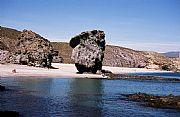 Cala de los Muertos, Parque Natural Cabo de Gata, España