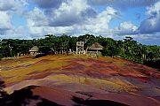 Parque Natural de Chamarel, Chamarel, Mauricio