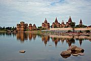 Rio Betwa, Orchha, India