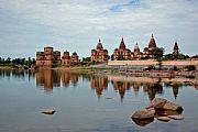 Rio Betwa, Orchha, India