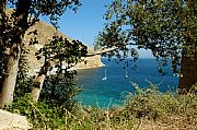 Cala de San Pedro, Parque Natural Cabo de Gata, España