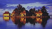 Bech Comber Resort, Isla de Moorea, Polinesia Francesa