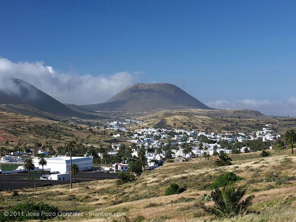 Tinajo Tierra Quemada Lanzarote