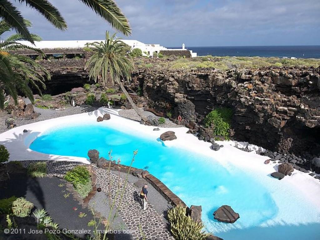 Haria Valle de las 10000 Palmeras Lanzarote
