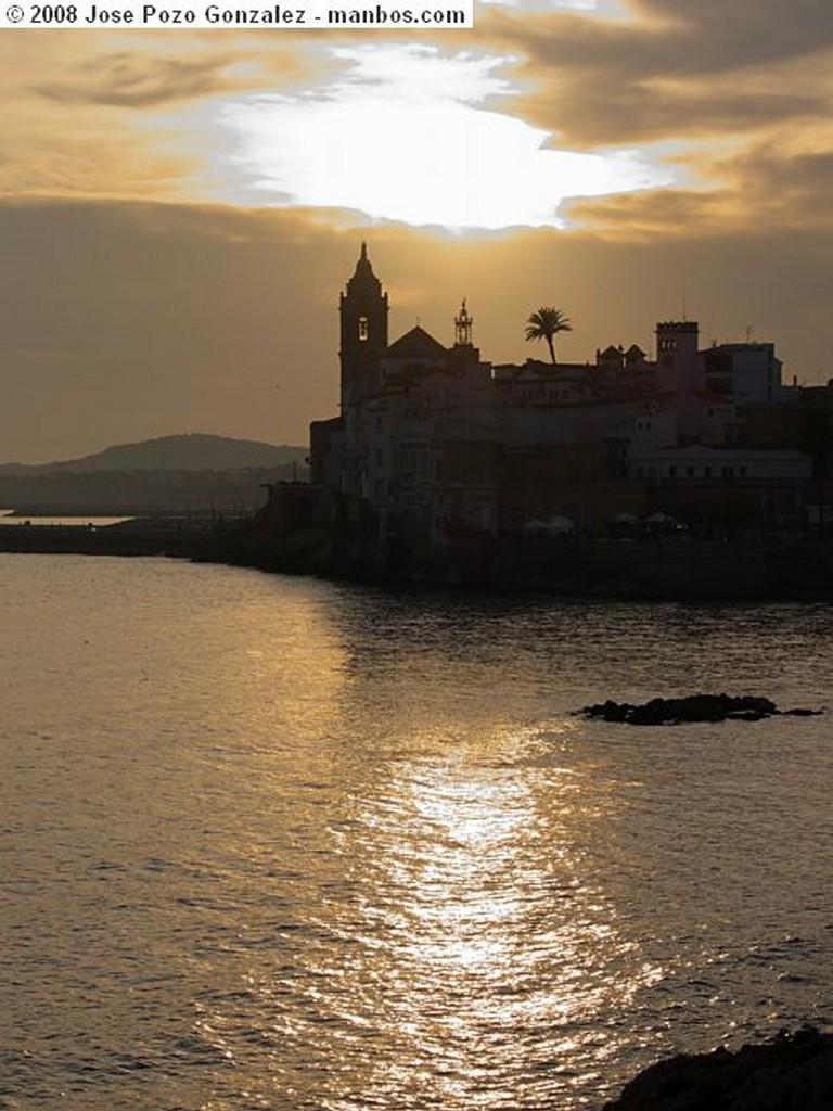 Sitges Sitges Nocturno Barcelona