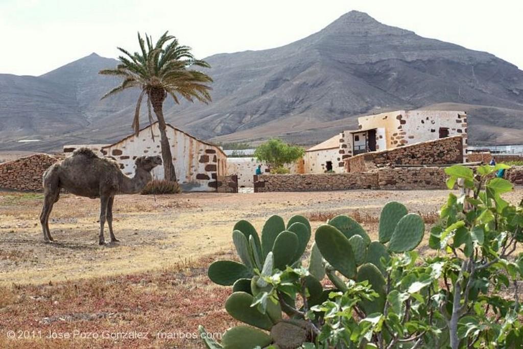 Tindaya Ermita de Tindaya Fuerteventura