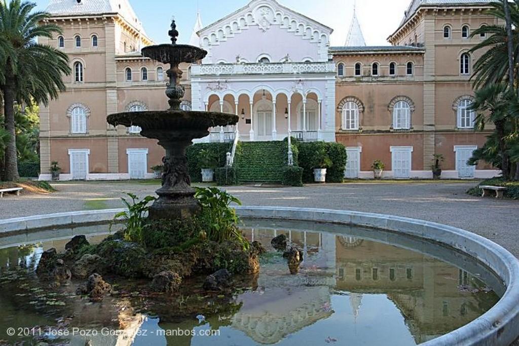 Parque Sama Palacete Sama Tarragona