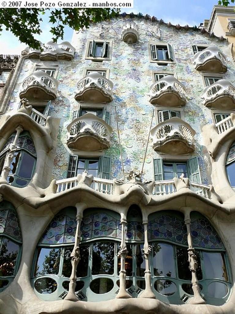 Barcelona Reflejos de Palacio Barcelona