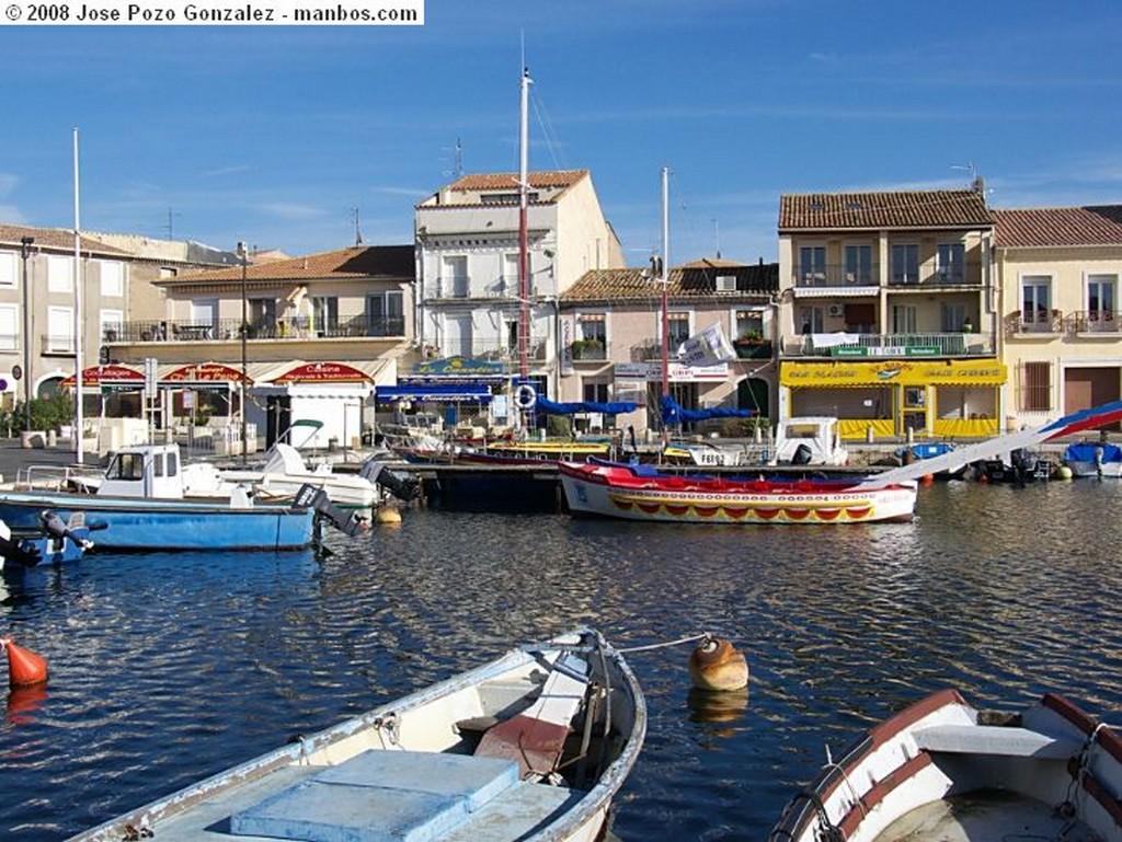 Meze Puerto de Meze Languedoc Roussillon