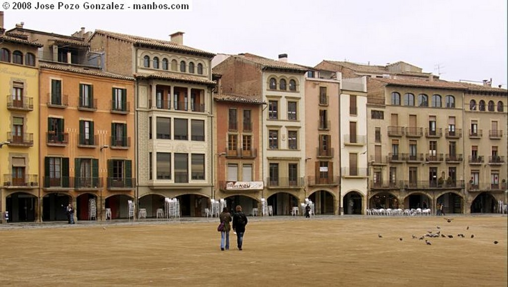 Vic Plaza Mayor Barcelona