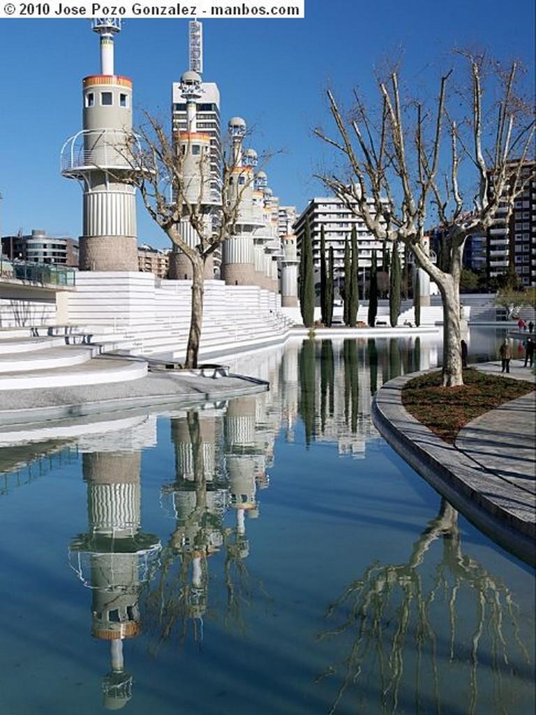 Barcelona Claustro Romanico Barcelona