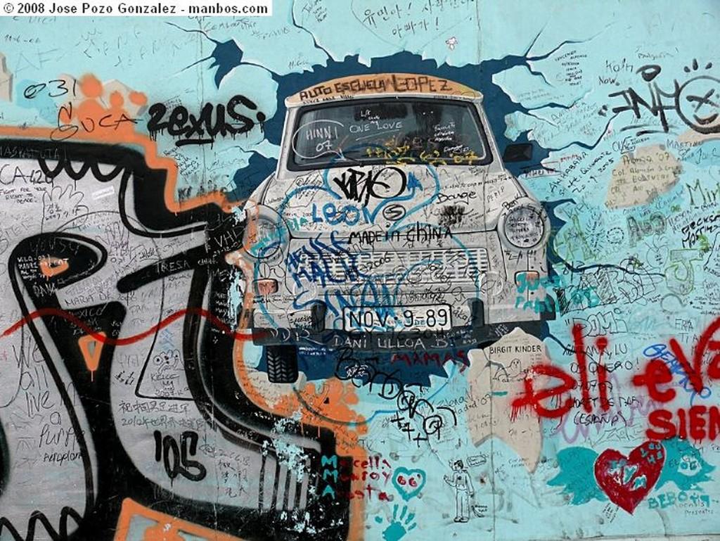 Berlin Caballo de Hierro Berlin