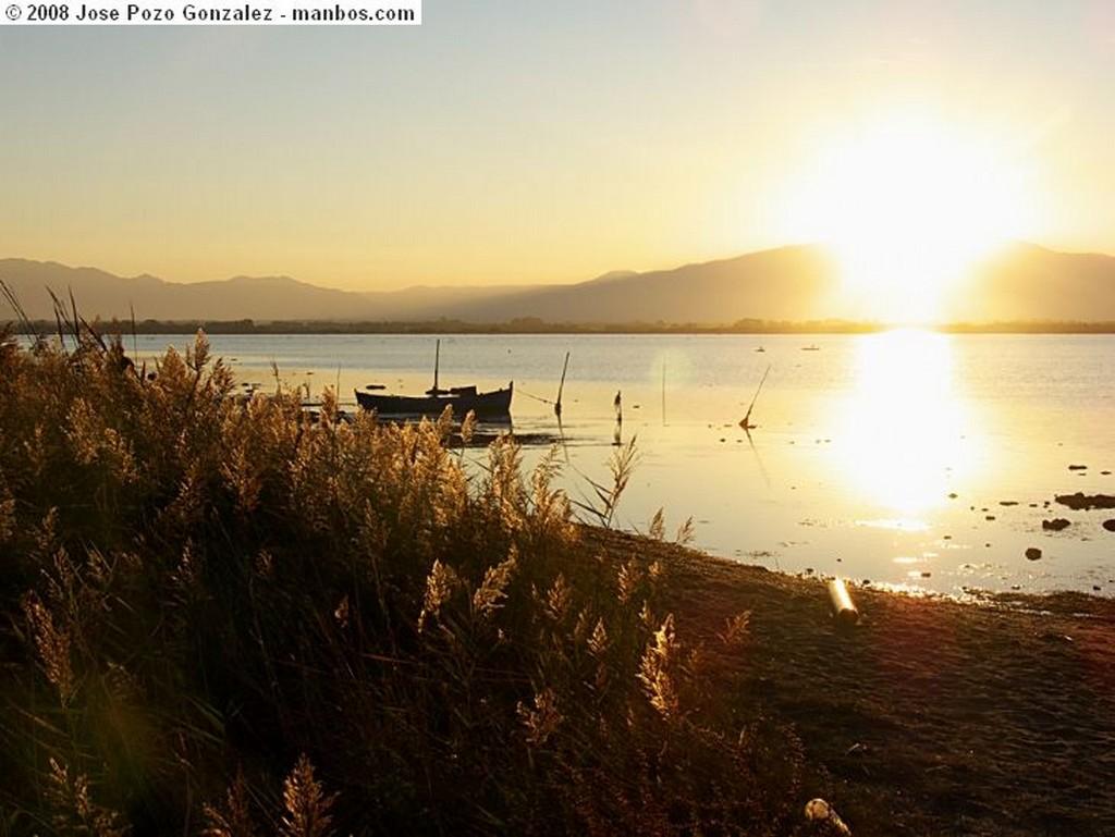 Canet en Roussillon Atardecer en el Lago III Languedoc Roussillon