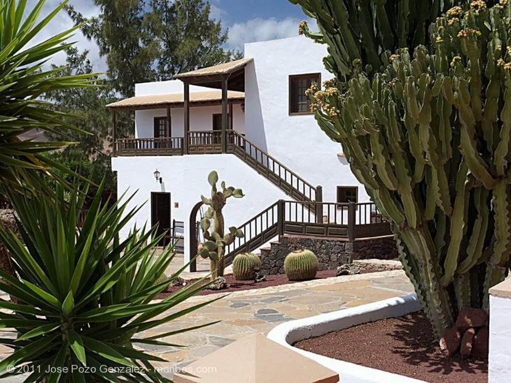Betancuria Iglasia de Santa Maria de Betancuaria Fuerteventura