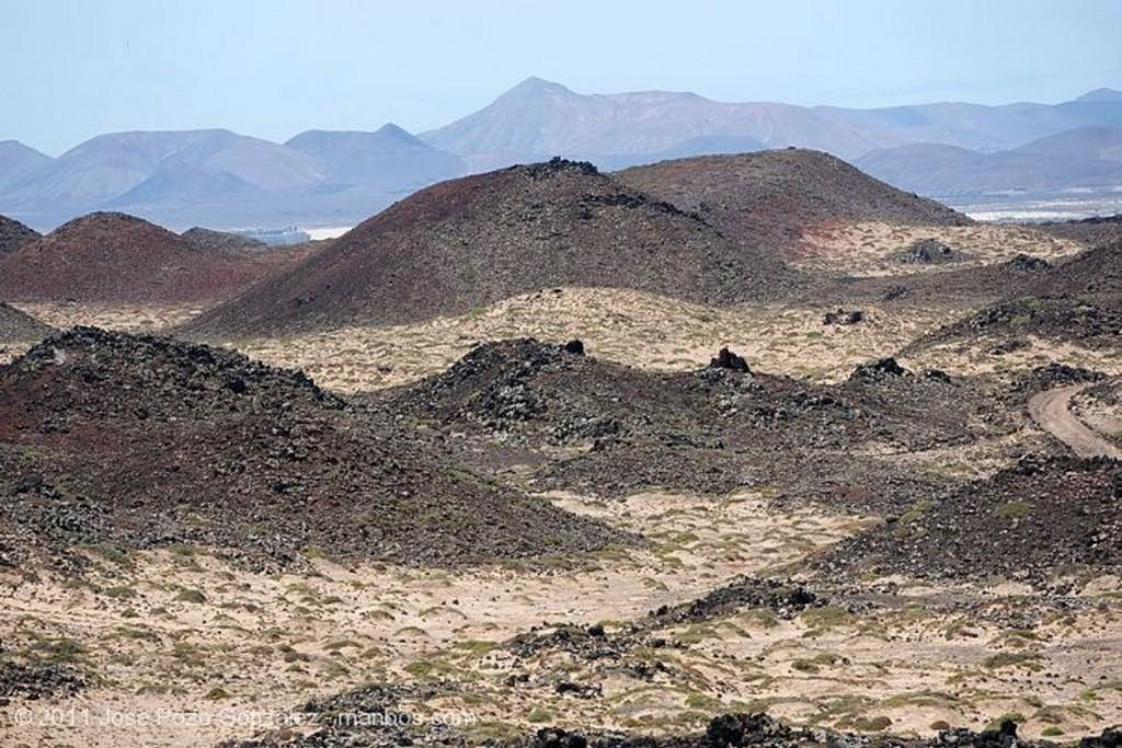 Playa de la Caleta Playa Volcanica Fuerteventura