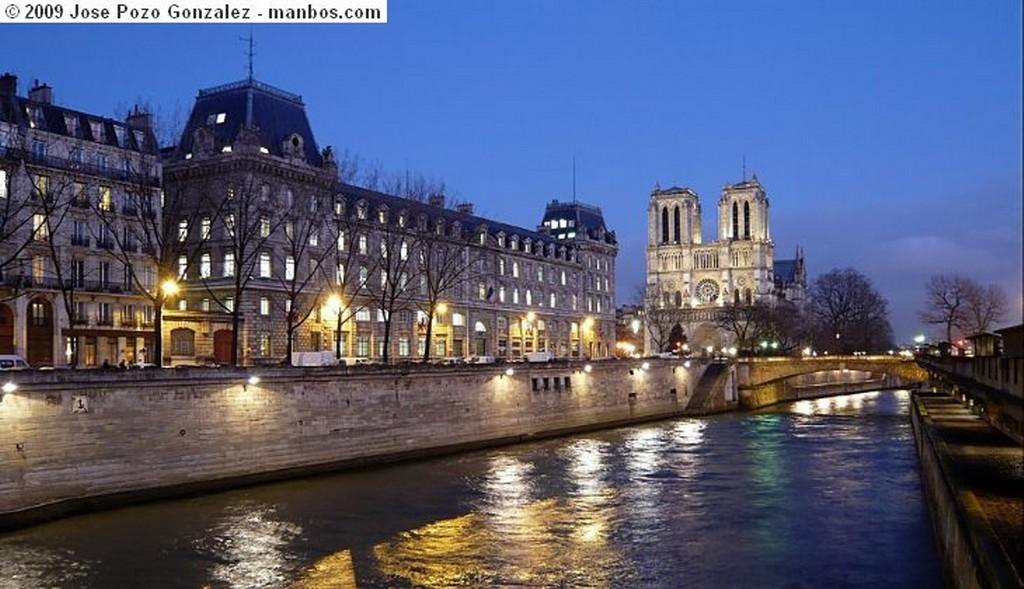 Paris El Sena Paris