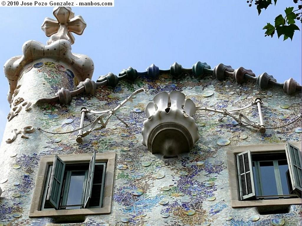 Barcelona Olas en el Balcon Barcelona