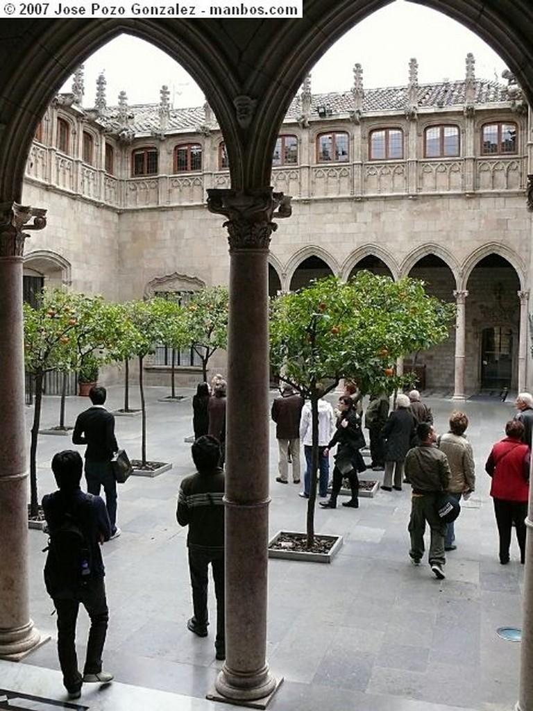 Barcelona Palacio y Cascadas Barcelona