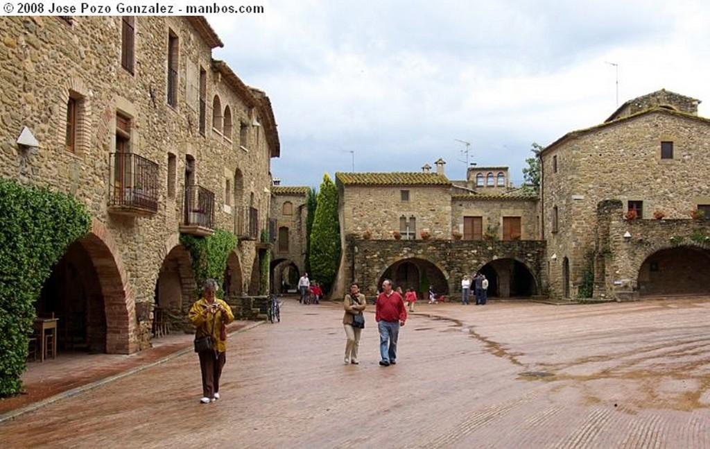 Vulpellac Pensamientos Bajo la Lluvia Girona