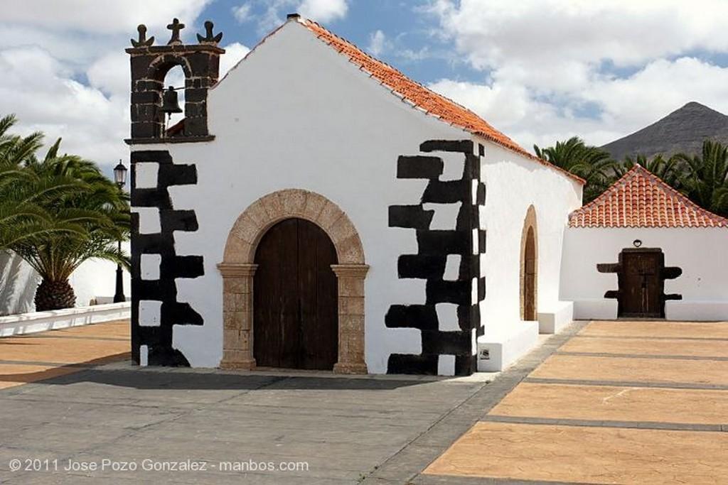 La Oliva Iglesia de la Candelaria Fuerteventura