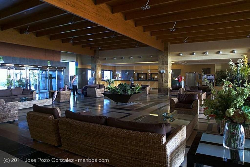 Caleta de Fustes Hall de Hotel Fuerteventura