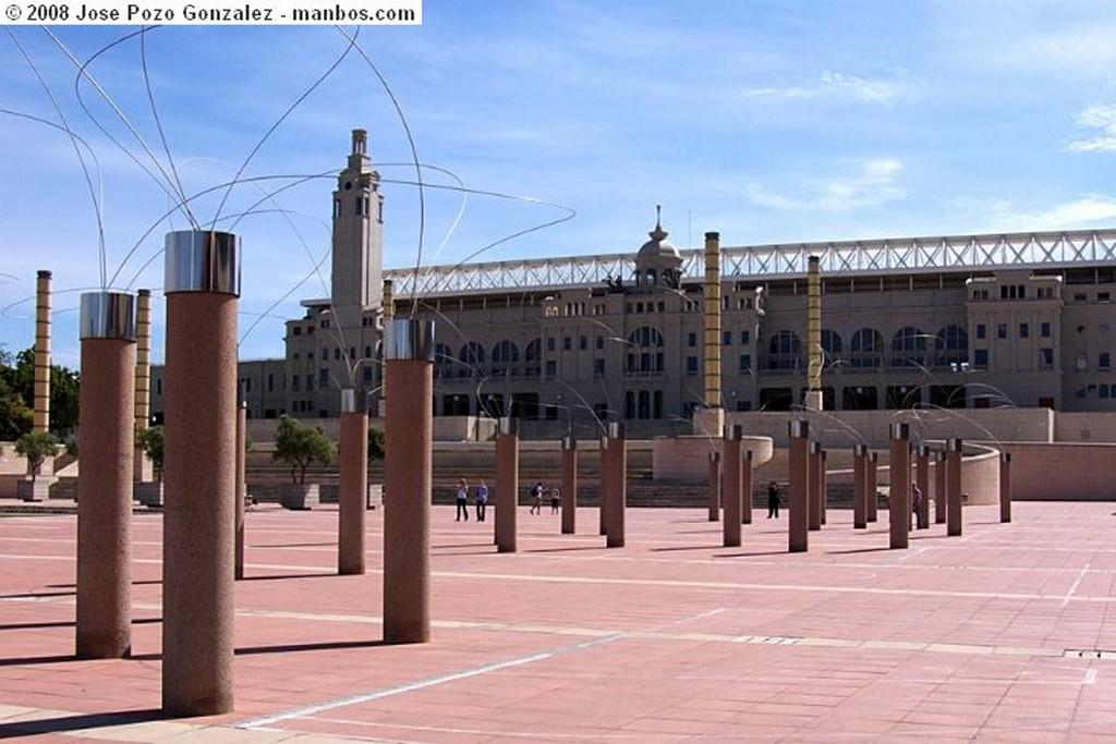 Barcelona Palau Sant Jordi Barcelona