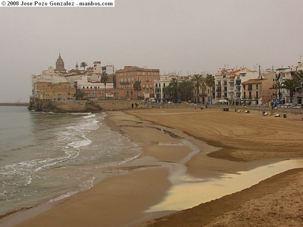 Sitges Museo Maricel de Mar Barcelona