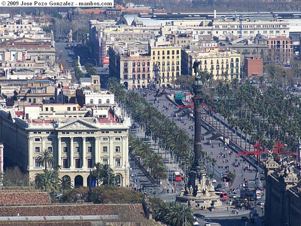 Barcelona Oteando el Puerto Barcelona