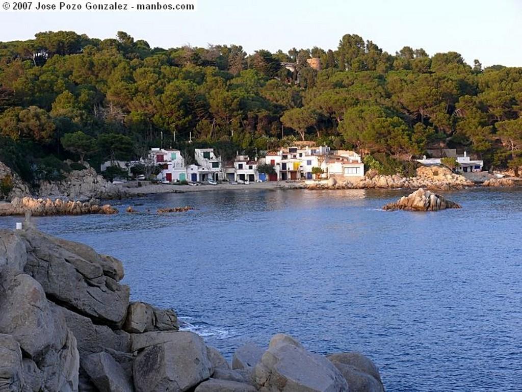 Playa de Aro Platja Can Cristus Gerona