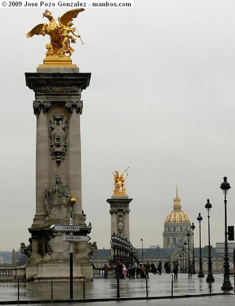 Paris Concorde dans la Place Paris