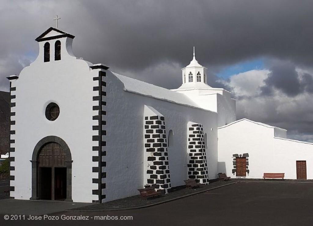 Femes Iglesia de San Marcial Lanzarote