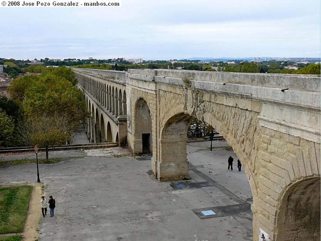 Montpellier Place Royal du Peyrou Languedoc Roussillon
