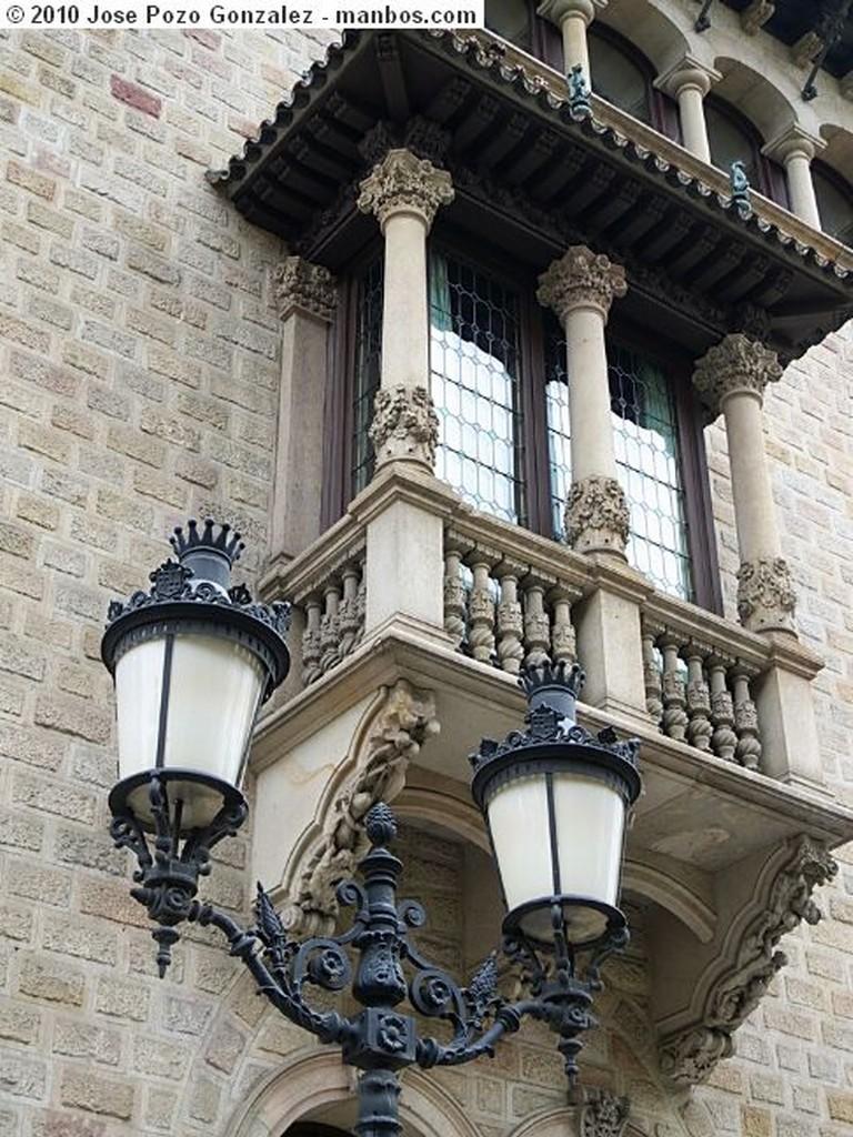Barcelona Casa Serra Barcelona